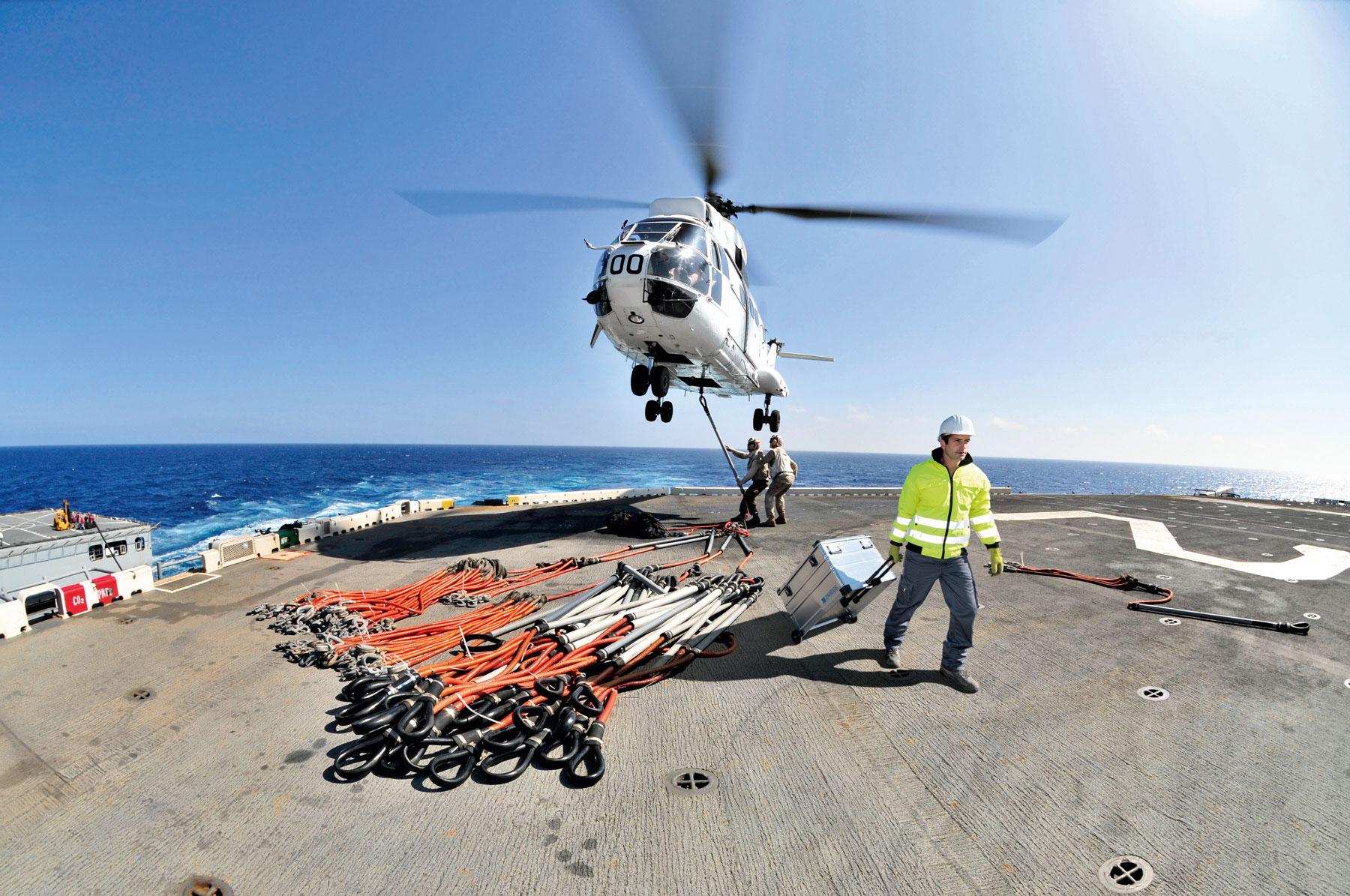 Cases for marine