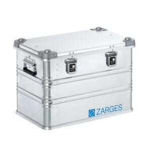 k470 aluminium case 73l
