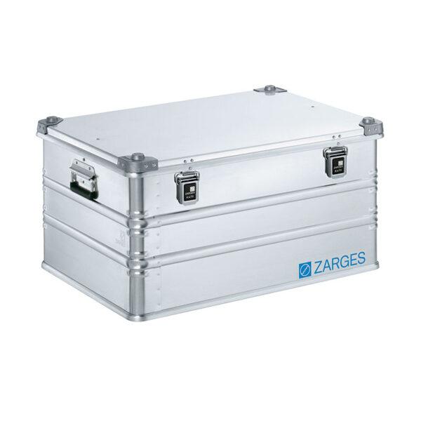 k470 aluminium case 157l