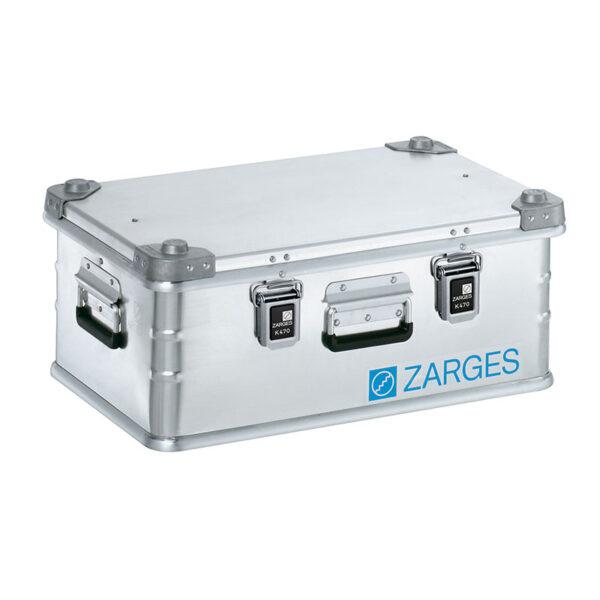 k470 aluminium case 42l