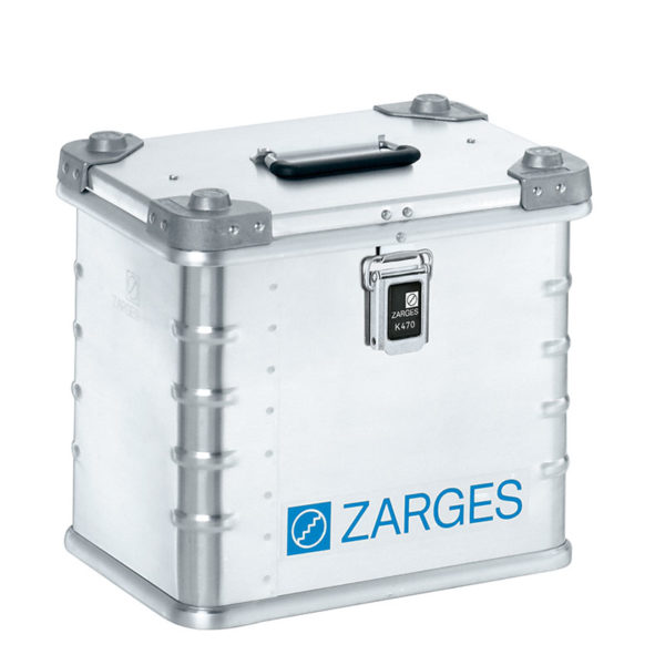 k470 aluminium case 27l