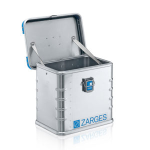 eurobox aluminium case 27l