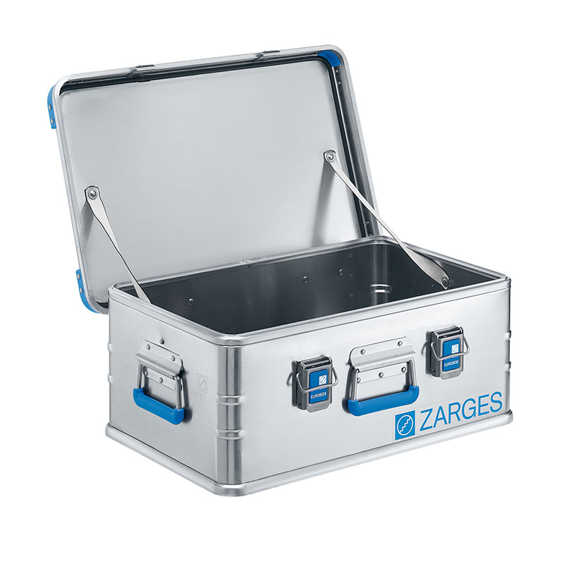 eurobox aluminium case 42l