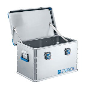 eurobox aluminium case 60l