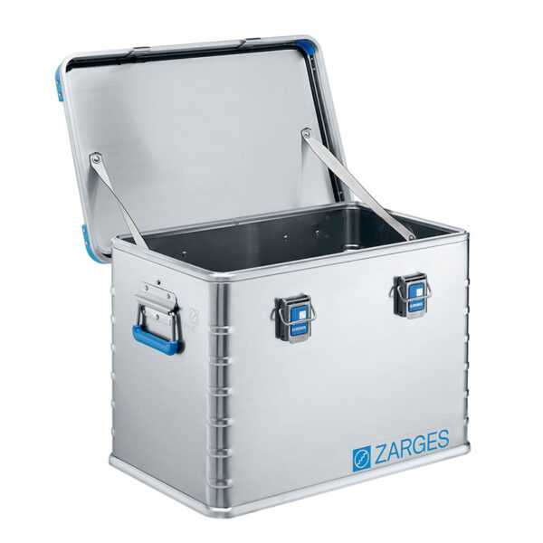 eurobox aluminium case 73l