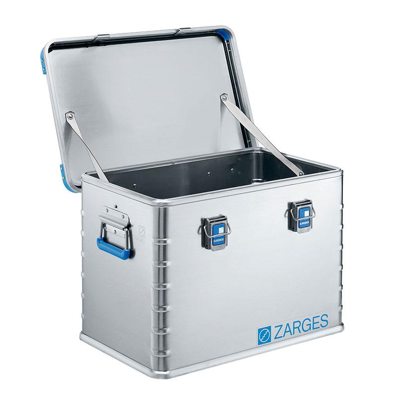 eurobox aluminium case 73l
