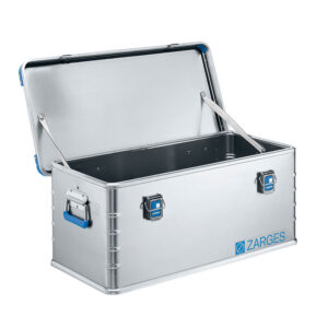 eurobox aluminium case 81l