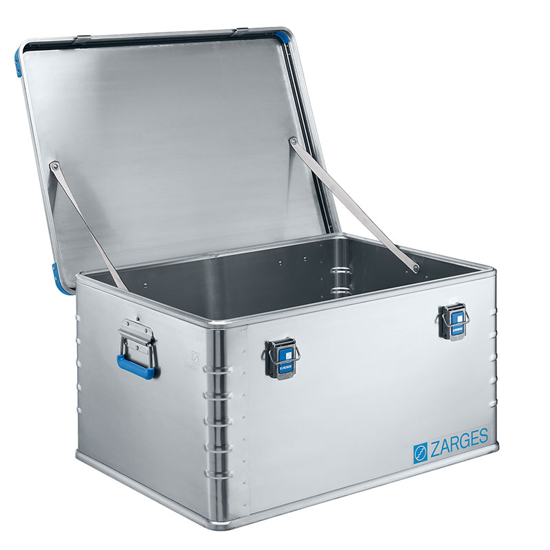 eurobox aluminium case 157l