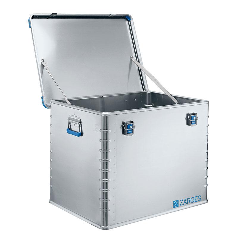 eurobox aluminium case 239l