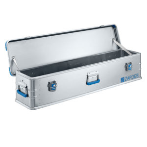 eurobox aluminium case 63l