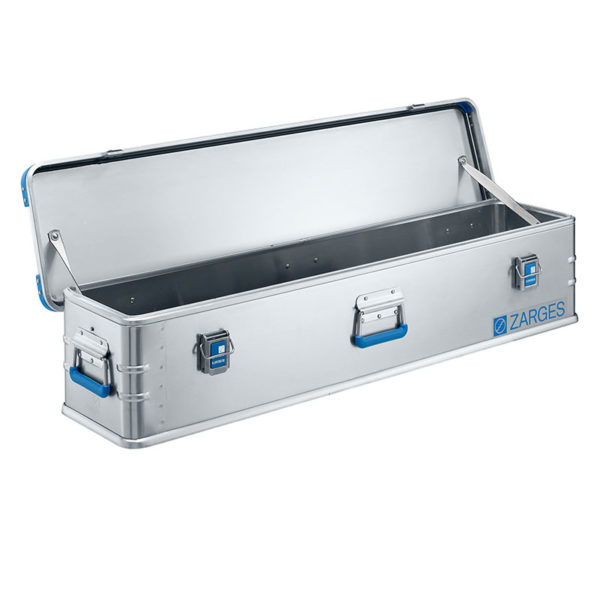 eurobox aluminium case 63l