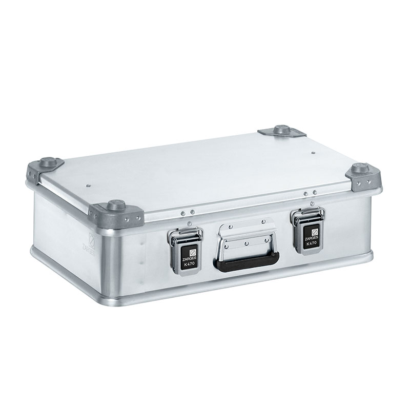 k470 aluminium case 29l