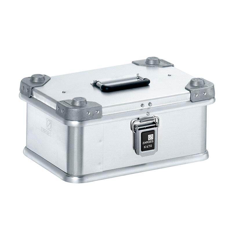 k470 aluminium case 13l