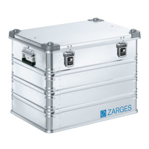 k470 aluminium case 116l