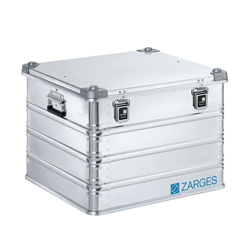 k470 aluminium case 148l