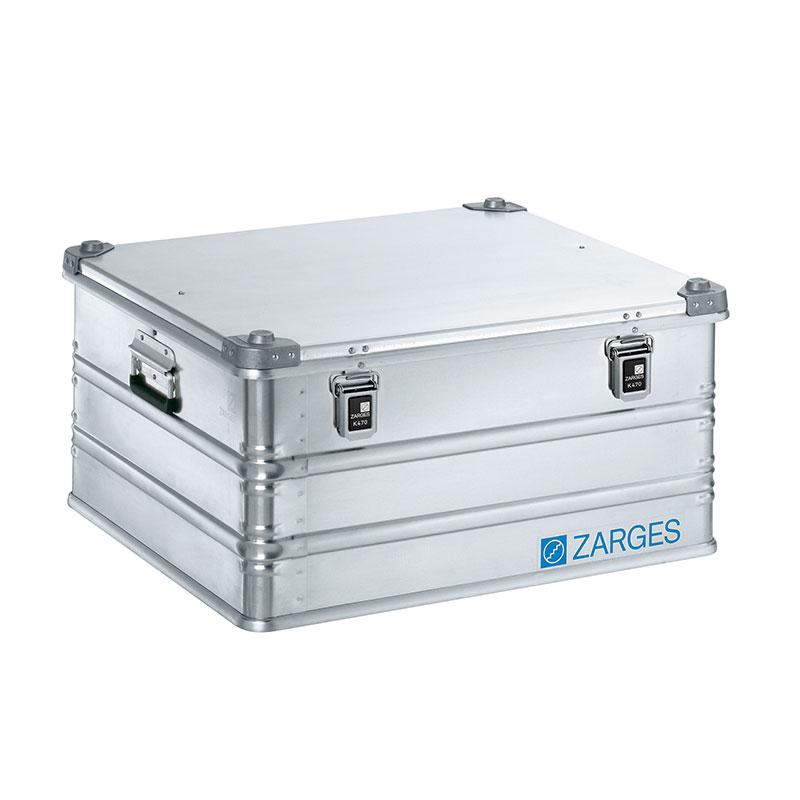 k470 aluminium case 150l