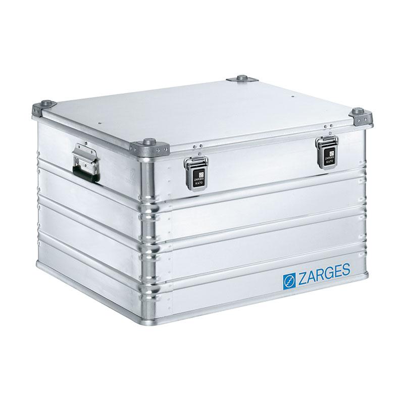 k470 aluminium case 190l