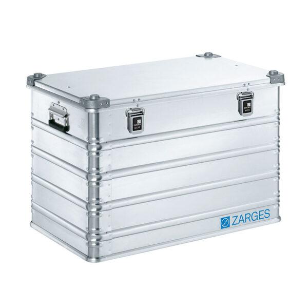 k470 aluminium case 195l