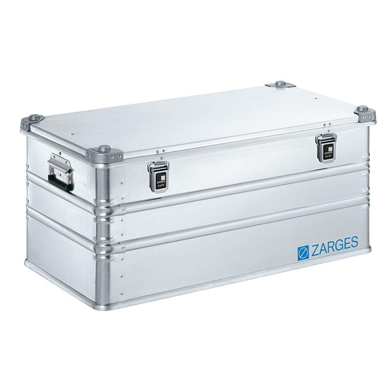 k470 aluminium case 173l