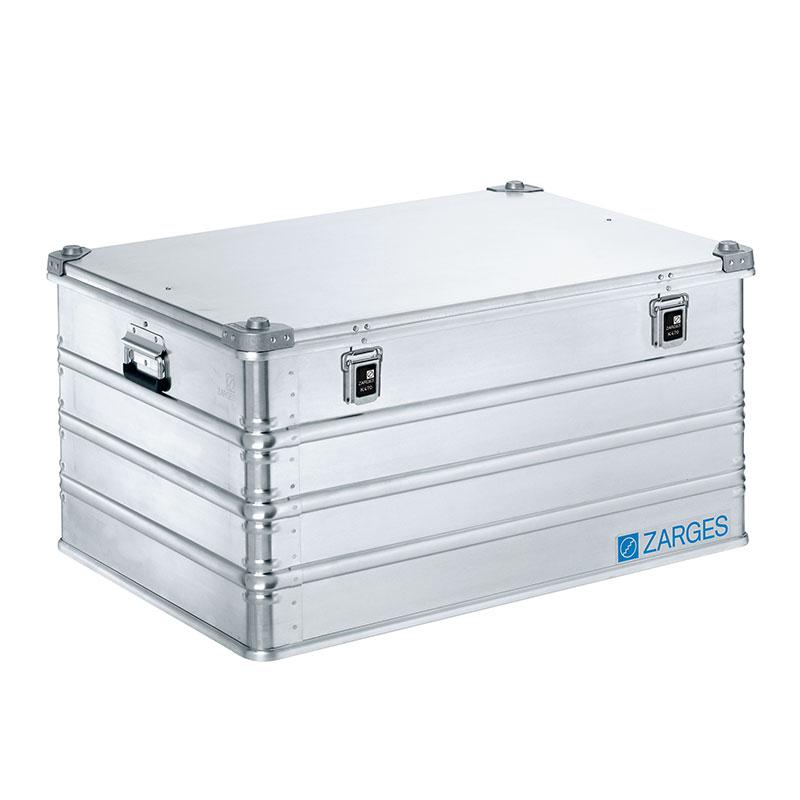 k470 aluminium case 259l