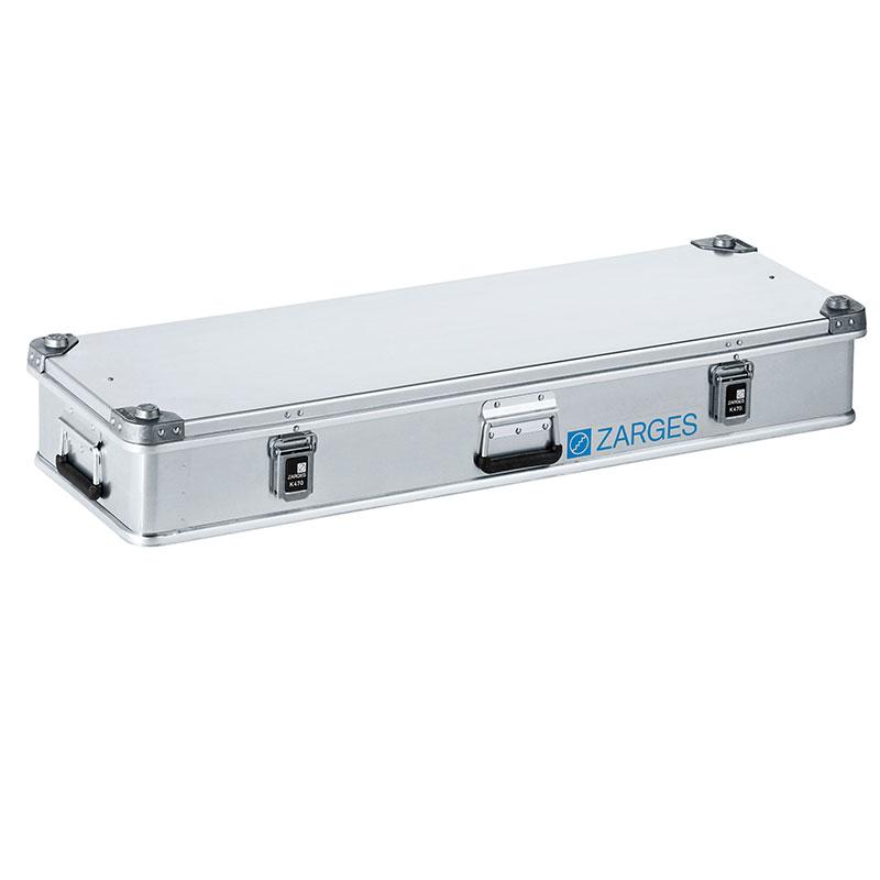 k470 aluminium case 60l