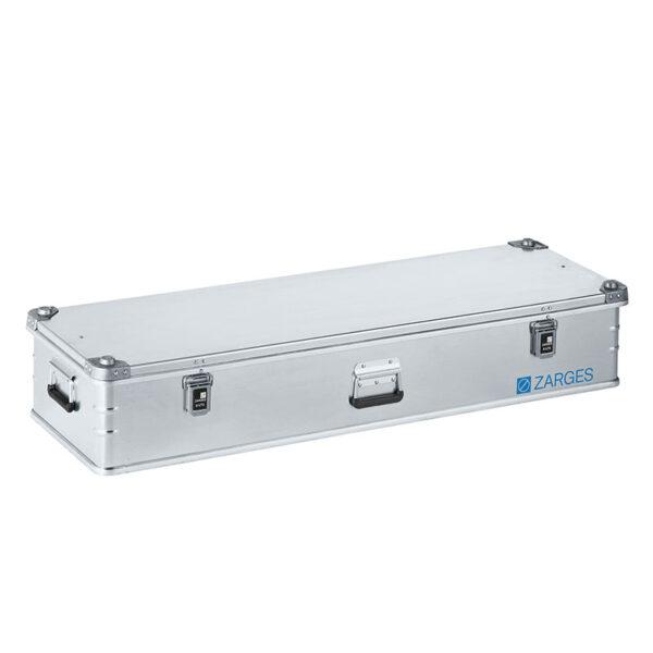 k470 aluminium case 119l