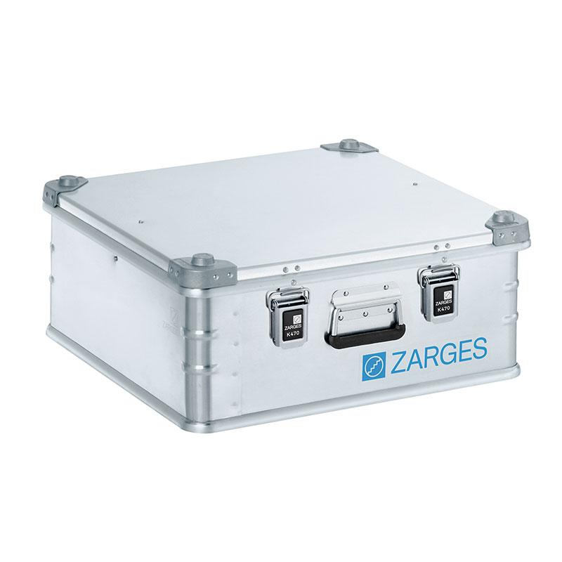 k470 aluminium case 67l