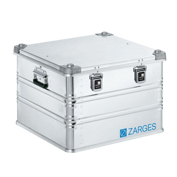 k470 aluminium case 115l