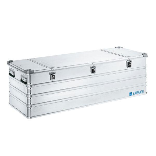 k470 aluminium case 396l