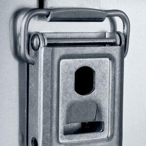 aluminium stainless steel snap fastener