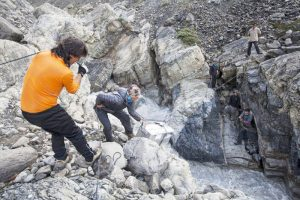 ZARGES sponsors the Everest 'Trail of Change' Expedition 3