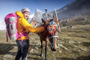 ZARGES sponsors the Everest 'Trail of Change' Expedition 6
