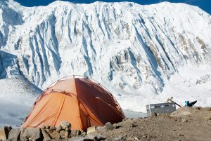 ZARGES sponsors the Everest 'Trail of Change' Expedition 8
