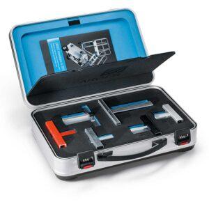 K411 attache case with custom foam inserts