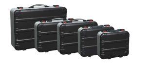 K411 attache case range